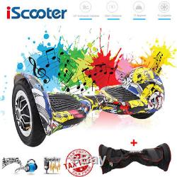 10 Pouces Self Balancing Scooter Bluetooth Scooter électrique Overboard New