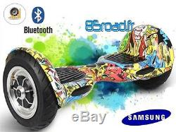 2016 Smart Balance Wheel Hoverboard grandes roues NEUF