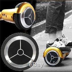 2 Roues Moteur Wheels Pr Electric Monocycle Scooter Equilibrage 6.5'' Hoverboard