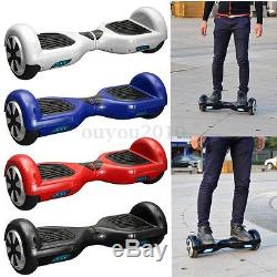 2 Roues Véhicule Léger Scooter Equilibrage Hover Board Electrique Auto Monocycle