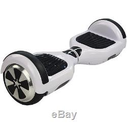 6.5Gyropode trotinette electrique Skateboard Self Balancing overboard 2Roues