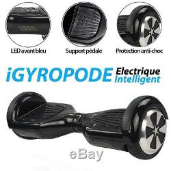 6.5 2 Roues overboard Gyropode Skateboard électrique Self Balance Scooter Board