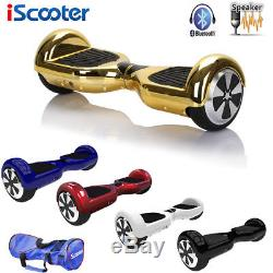6.5 Gyropode Self Balancing Scooter Bluetooth électrique Consei Overboard A1B