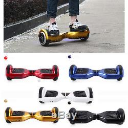 6.5 Hover Self Balance Scooter Board Elektroroller Sport Smart Elektro Scooter
