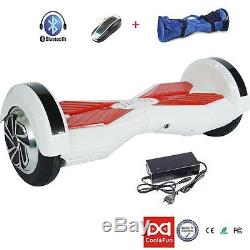 8Gyropode overboard Bluetooth Self Balancing Electrique Scooter