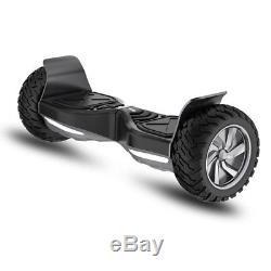 8.5 Gyropode électrique Self balancing Scooter Bluetooth OFF-ROAD Overboard New