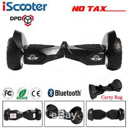 8.5 POUCE Self balancing scooter Gyropode BLUETOOTH électrique Overboard