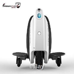 Electric Monocycle 779wh 70-100km FireWheel F779 16 wheel double mode white