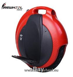 Electric monocycle Firewheel R5 264wh 20-30km LED Light 16