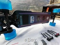 Evolve Carbon GT Electric Skateboard Longboard Upgraded 50km/h Speed