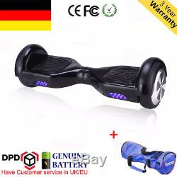Gyropode Self Balancing Scooter Hoverboard Scooter Skate électriqueSac 6.5