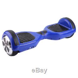 Gyropode Self Balancing Scooter Hoverboard Scooter Skate électriqueSac bleu