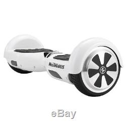 Gyropode Self Balancing Scooter Hoverboard Skate électrique Bluetooth SAC