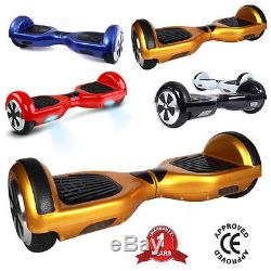HOVERBOARD / SKATE SCOOTER ELECTRIQUE / SMART WHEEL BALANCE / MONOROVER GYROPODE