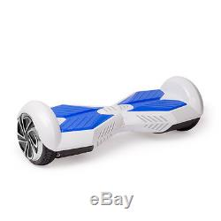 HOVER BOARD SELF BALANCE SCOOTER ELECTRIQUE 2 ROUES