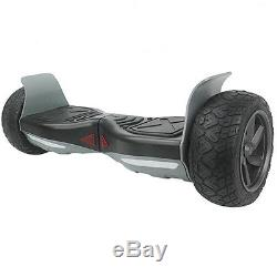 hoverboard 10 pouces scooter lectrique tout terrain gyropode 2017 bluetooth app. Black Bedroom Furniture Sets. Home Design Ideas