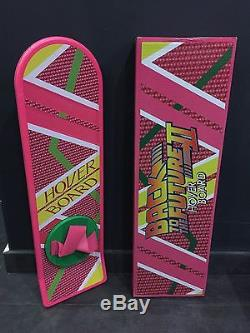 Hoverboard 1/1 retour vers le futur 2 back to the future marty mcfly skatboard