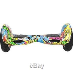 Hoverboard 4x4 Tag 10 Pouces Neuf
