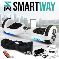Hoverboard E-Balance Scooter électrique Smart Wheel Hover Board E-Scooter Eboard
