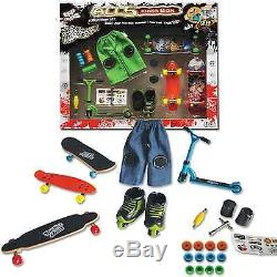 Kids Gift 6/14 ys BOX 5 RiderToys Skates/Longboard/Pennyboard/Rollers/Scoot/Pant