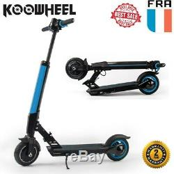 Koowheel E1 Trottinette électrique Pliable 8 E-Scooter Adulte 350W 14MPH 36V EU