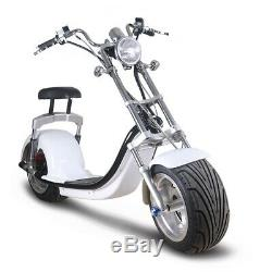 Neuf Scooter Électrique Electric Citycoco 1200W 20AH EEC/COC