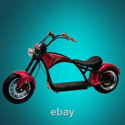 New Scooter E-scooter citycoco legal EU HARLEY 2000W 45km/h