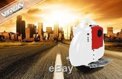 Overboard gyropode monoroue électrique 350W white avec bluetooth REF 1028222482