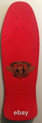 Powell Peralta Lance Moutain crest 1988 nos old school skateboarding VIintage