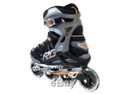 Roller ROLLERBLADE CROSSFIRE 90 NERO 90MM84A 52679