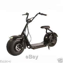 Scooter Trotinnette ELECTRIQUE type Harley 1000W 40KM/H