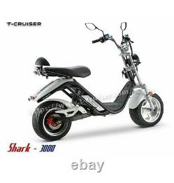 Scooter electrique citycoco shark 3000