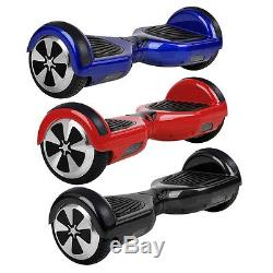 Smart Electric Self Balancing Scooter Hover Board Unicycle Balance 2 Wheels FF