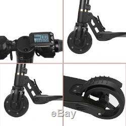 Ultra Light Carbon Fiber Portable Foldable Electric Scooter With Two Wheels MQ