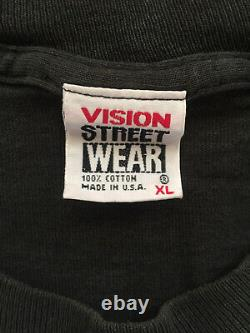 Vision Street Wear Chris Gentry Wanted Vintage 1991