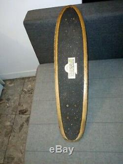 Warptail 2 Deck / Vintage Skateboard / 70's / G&s / Rare /santa Cruz / Sims