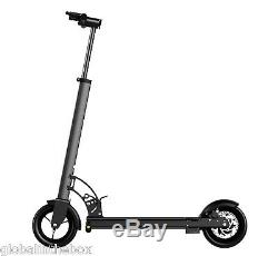 X7Smart Electric Scooter Kick E-Scooter Rechargable Foldable 20KM/h 300W Blk EU